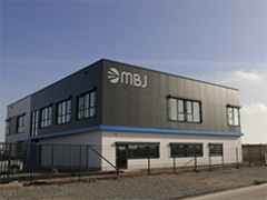MBJ Solutions Company Building